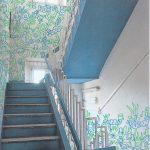 HH 5_inizio rampa di scale secondo piano