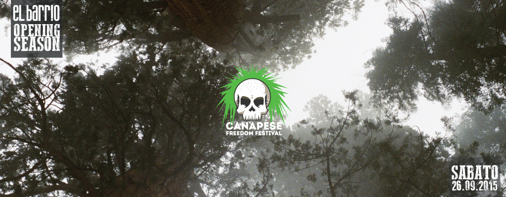 CANAPESE ▲ EL BARRIO – OPENING SEASON PARTY