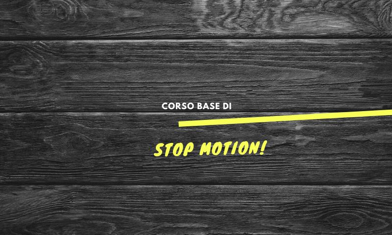 STOP MOTION BASE